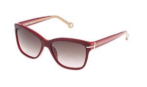 Óculos de Sol Carolina Herrera Feminino - SHE575 570700 5709RY