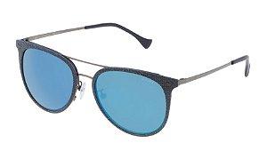 Óculos de Sol Police Masculino - SPL153 54AG2X