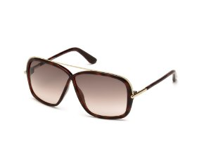 Óculos de Sol Tom Ford Feminino - FT0455 6252F