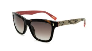 Óculos de Sol Victor Hugo Marrom Sh1658 550700 0722