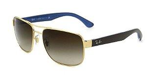 Óculos de Sol Ray Ban Rb3530 001/13 58