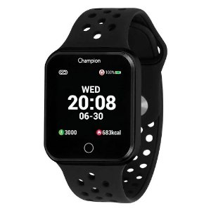 Relógio Champion Smartwatch CH50006P Unissex