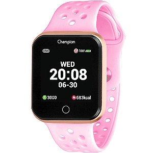 Relógio Champion Smartwatch CH50006R Unissex