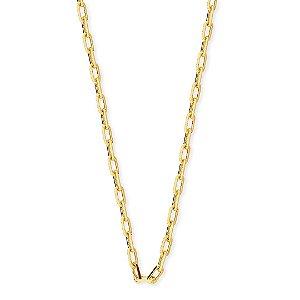 Corrente Folheada a Ouro 18K Cartier