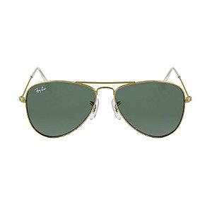 Óculos de Sol Infantil Ray-Ban Aviador Junior  - RJ9506S 250/30