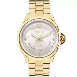 Relógio Technos Elegance Crystal Feminino - 2039BM/4K