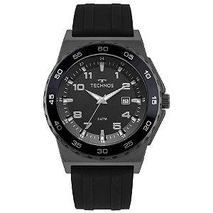 Relógio Technos Preto Masculino 2115MQQ/8P