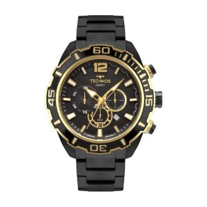 Relógio Technos  Masculino Preto JS26AS/4P