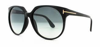 Óculos de Sol Tom Ford Agatha TF370 01B 56 16