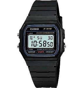 Relógio Casio F-91W
