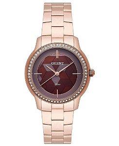 Relógio Feminino Rose Gold Orient  FRSS0034 N1RX