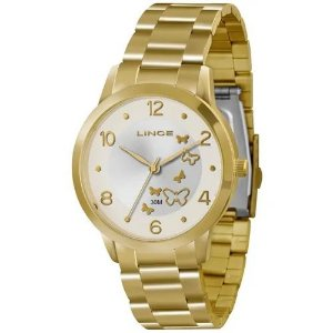 Relógio Feminino Lince LRG4304L