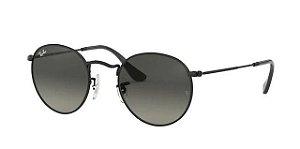 Óculos de Sol Feminino Ray Ban  Round - RB3447NL 002/71 53 21 145 3N