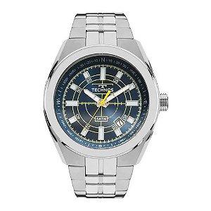 Relógio Technos Prata 2315ACP/1A Masculino