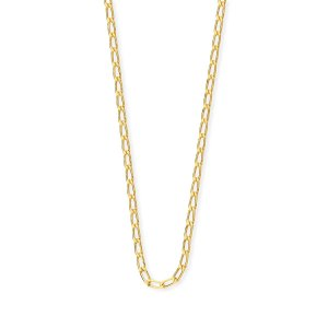 Corrente Cartier Folheada a Ouro 18K
