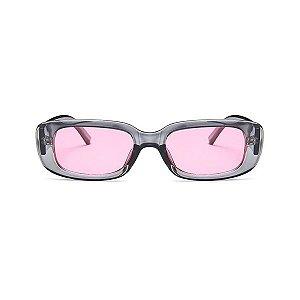 Óculos de Sol Coleção Carol Schutz Inverno 2021 Rosa