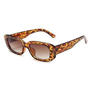 Óculos de Sol Coleção Carol Schutz Inverno 2021 Marrom