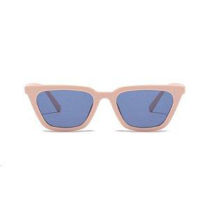 Óculos de Sol Coleção Carol Schutz Inverno 2021 Gatinho Bege