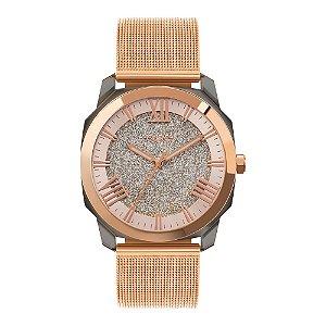 Relógio Euro Collection Rosé EU2035YSR/7J Feminino