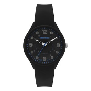 Relógio Mormaii Acqua Preto MO2035KV8P Masculino