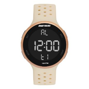 Relógio Mormaii Digital Rosé MO7700AD/8J Unissex