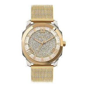 Relógio Euro Collection Dourado EU2035YSQ/7D Feminino