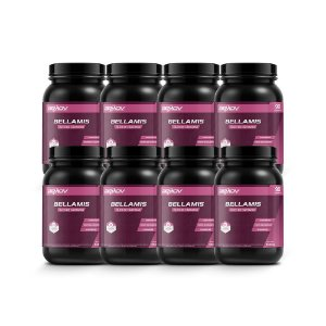 Bellamis Kit com 8 1000mg 90 Cápsulas