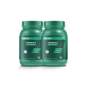 Kit com 2 Unimax 60g 60 Cápsulas