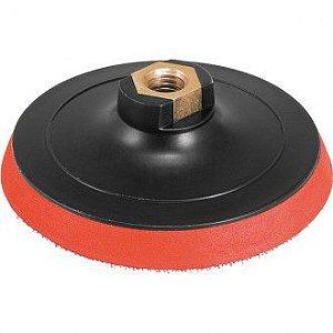 """Disco de PVC para lixadeira 7"""", com sistema fixa fácil, VONDER"""