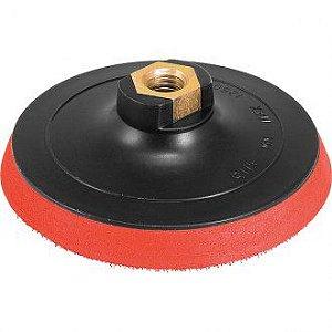 """Disco de PVC para lixadeira 4.1/2"""", com sistema fixa fácil, VONDER"""