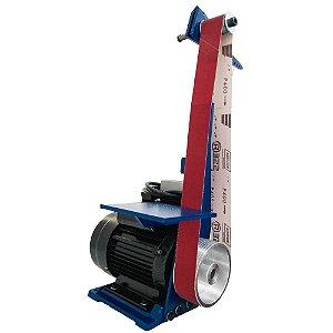 Lixadeira para Cutelaria com Motor Elétrico - 50 x 1200 mm
