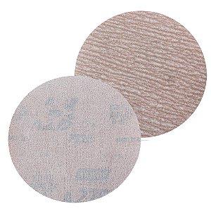 Disco de Lixa Pluma A275 Sem Furo Grão 220 - 127 mm