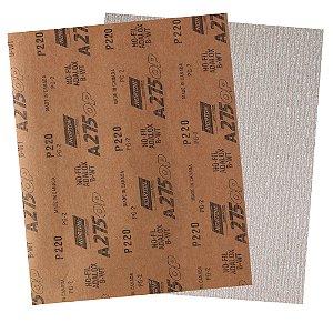 Folha de Lixa A275 Grão 220 - 230 x 280 mm