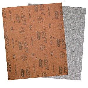 Folha de Lixa A275 Grão 80 - 230 x 280 mm