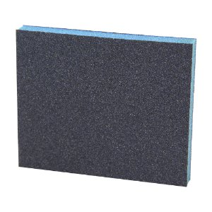 Esponja Abrasiva Fino Grão 180 - 120 x 98 x 13 mm
