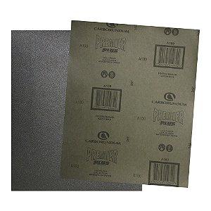 Folha de Lixa D'Água CAR87 Grão 100 - 230 x 280 mm