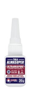 Cola Instantânea Almasuper Ultra Rápido AEP 401 - 20 g