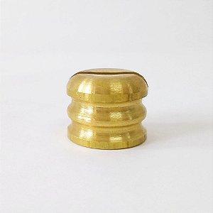 Botão para Facas - Latão Modelo 11 - 22 mm