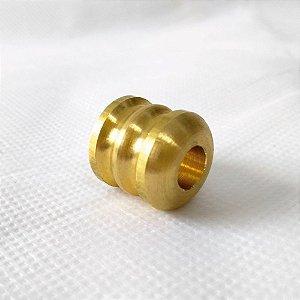 Botão para Chaira - Latão Modelo 10 - 8mm