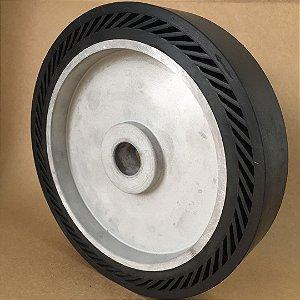Roda expansiva 250 x 50 x 30 mm - LN50 - Rotação máxima 1.700 RPM