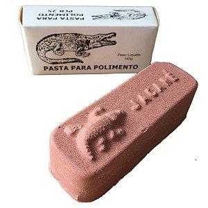 Pasta para Polimento Abrasivo Rosa - 145 g