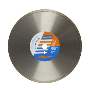 Disco de Corte Clipper Contínuo Diamantado 350 x 25,4 mm