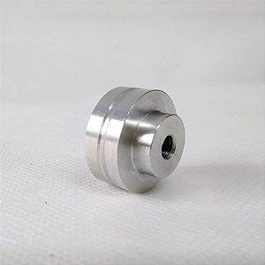 Pomo para Facas - Alumínio Modelo 1 - 25 mm Rosca M6