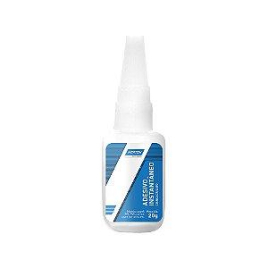 Adesivo Instântaneo Cianoacrilato 20 g Caixa com 10
