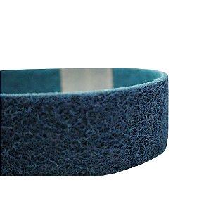 Cinta de Lixa Bear-Tex AO/VF Muito Fino (Azul) 38 x 394 mm Caixa com 12