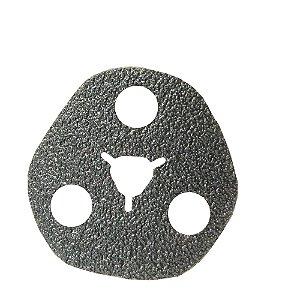 Caixa com 50 Disco de Avos Fibra F828 Grão 24 115 x 22 x 3 mm