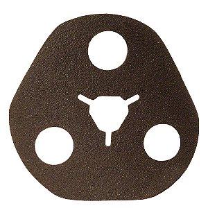 Disco de Avos Fibra Metalite F227 Grão 80 115 x 22 mm Caixa com 100