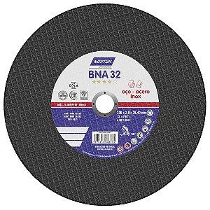 Caixa com 10 Disco de Corte BNA32 Azul 300 x 2,8 x 25,4 mm