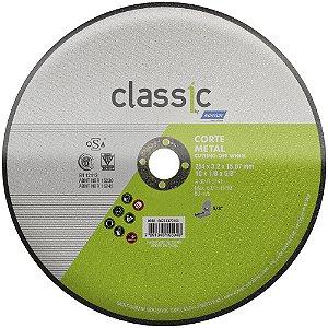 Caixa com 10 Disco de Corte Classic Basic AR302 254 x 3,2 x 15,87 mm
