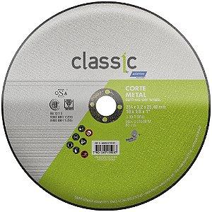 Disco de Corte Classic Basic AR302 254 x 3,2 x 25,40 mm Caixa com 10